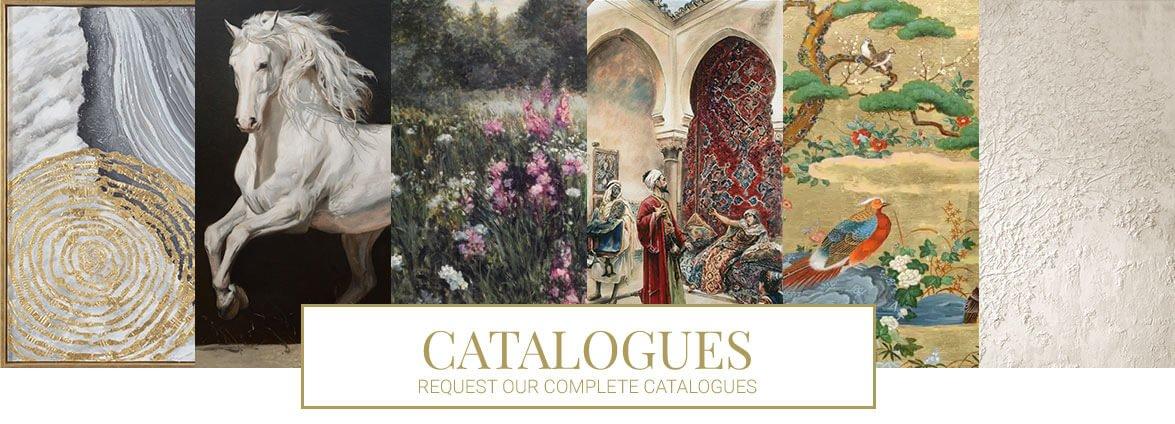 Request Barj Buzzoni Fine Art Catalogues