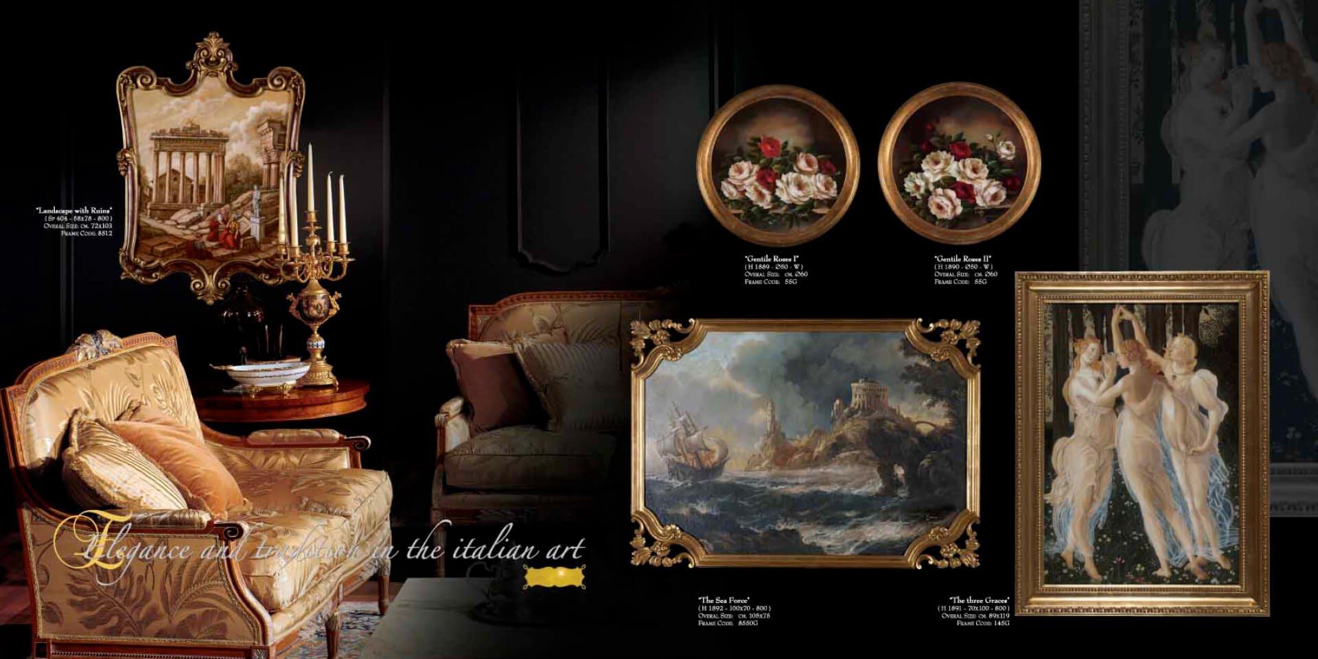 Classic Art Catalogue vol1 extract