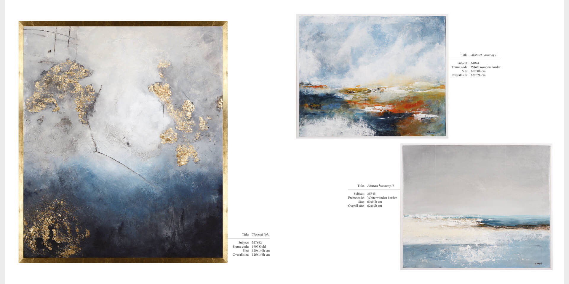 Contemporary Art Catalogue Vol3 Extract