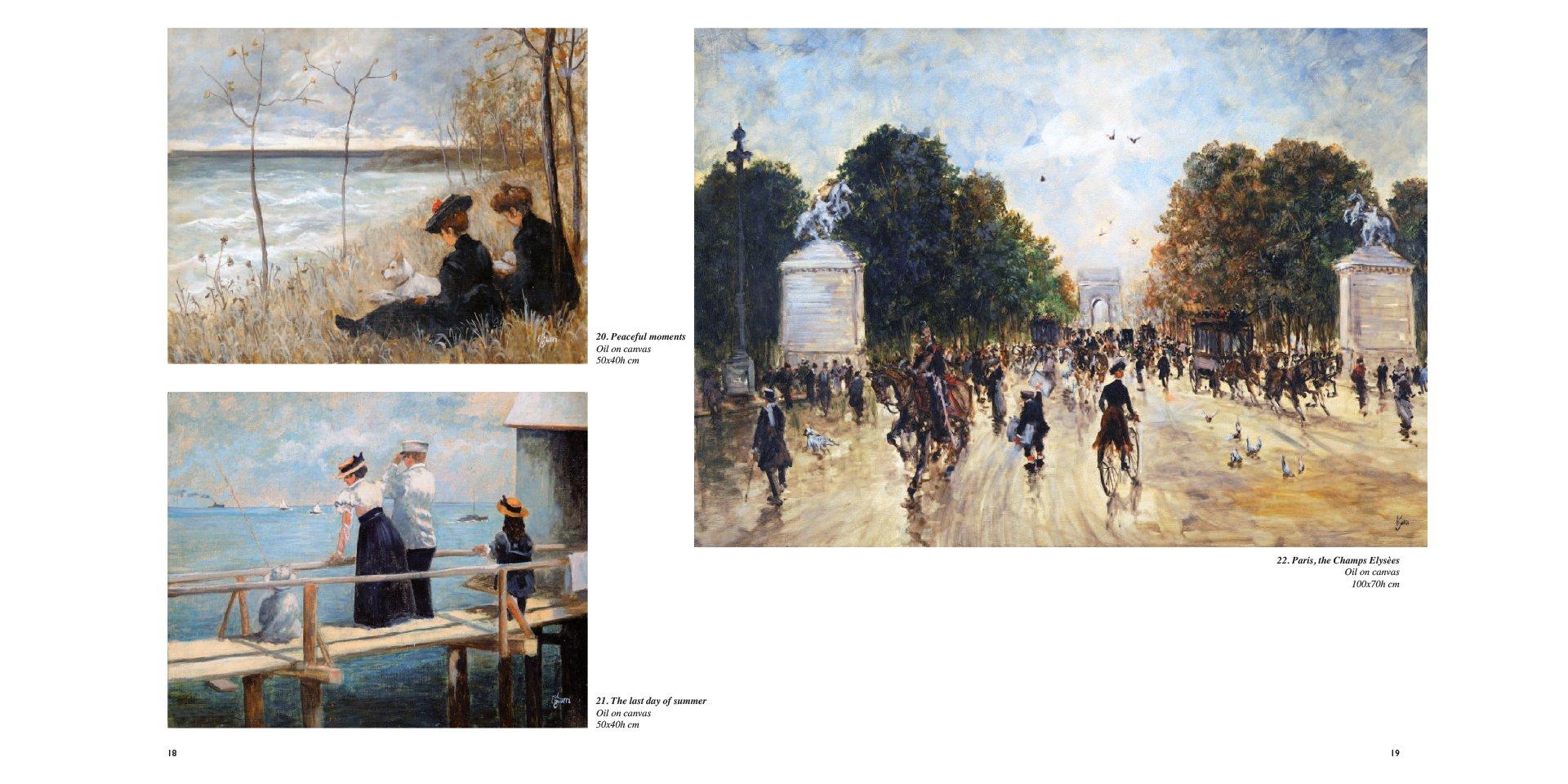 Impressionist Catalogue vol1 extract