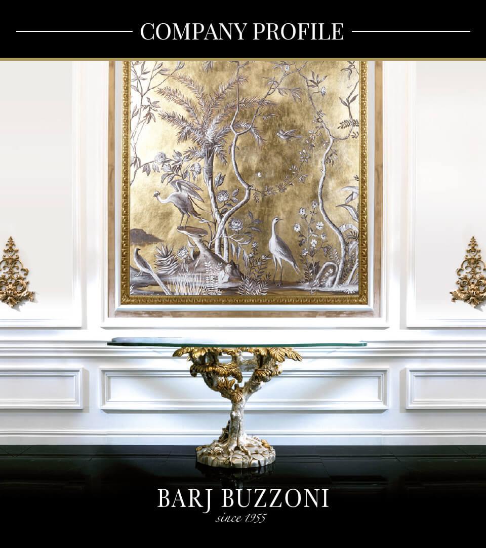Company Profile Barj Buzzoni
