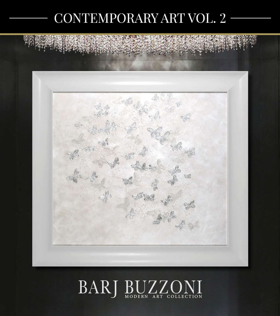 Contemporary Art Catalogue Barj Buzzoni