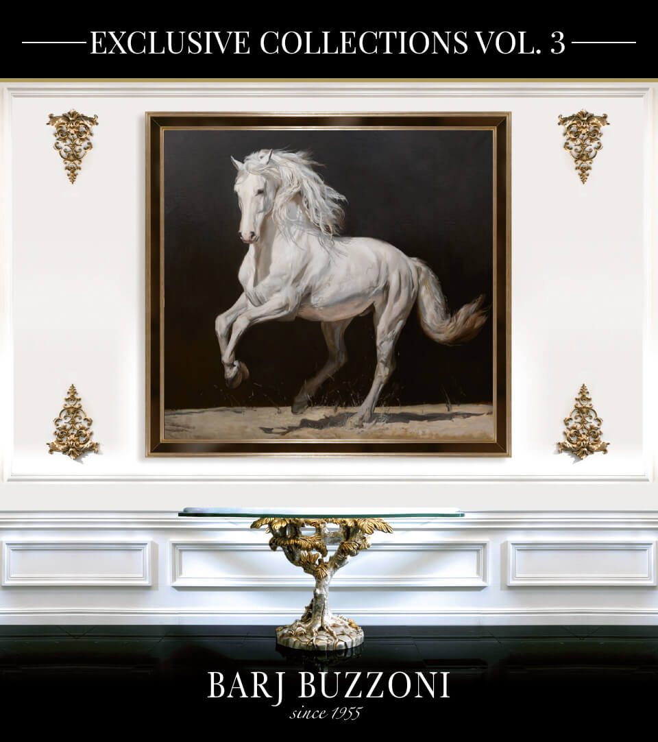Classic Art Catalogue by Barj Buzzoni