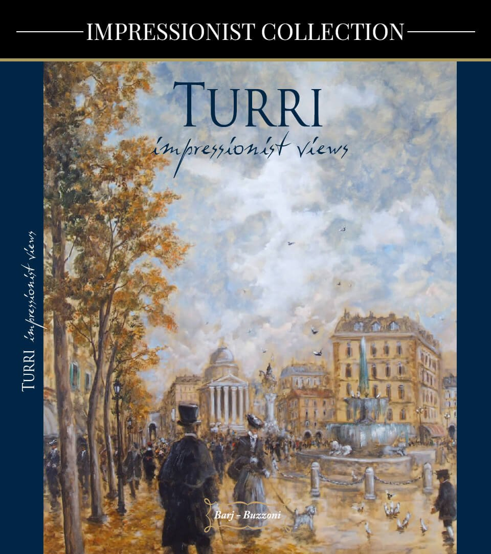 Impressionist Art Catalogue Barj Buzzoni