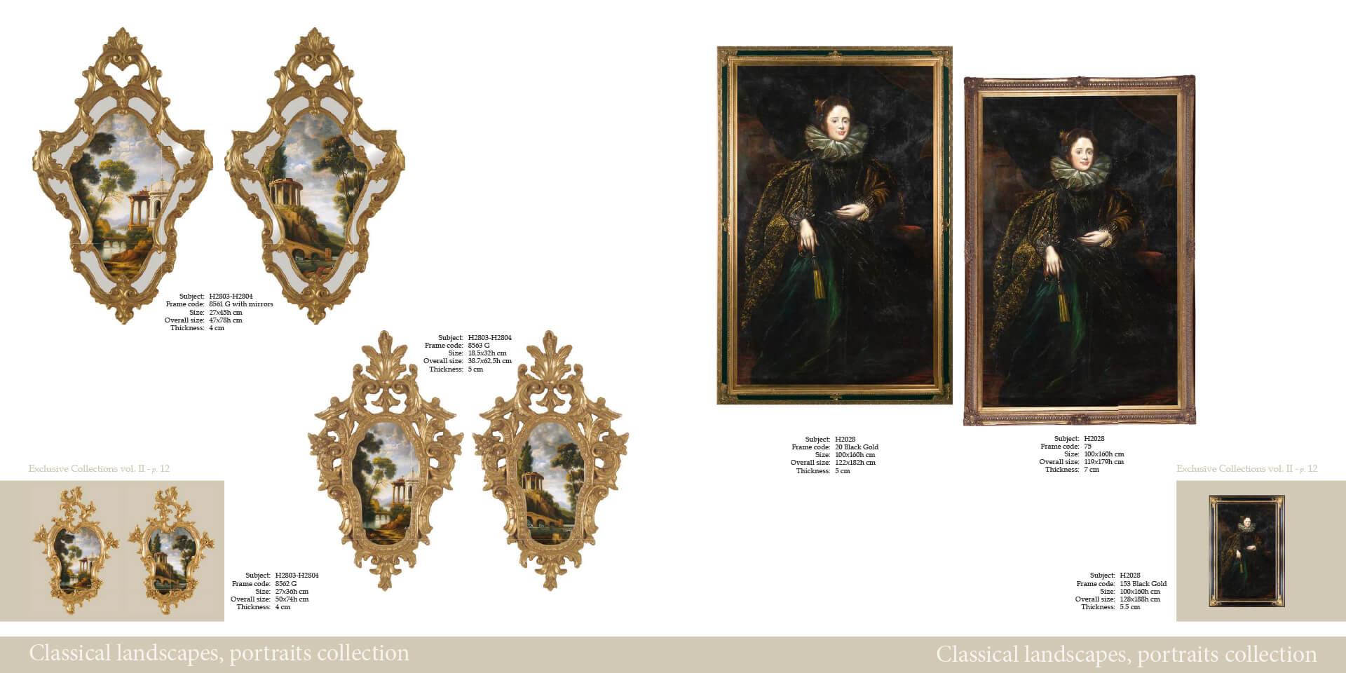 Frames Catalogue Extract